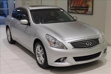 2013 Infiniti G37 Sedan for sale in White Plains, NY