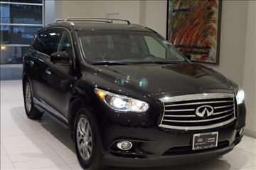 2015 Infiniti QX60 for sale in White Plains, NY