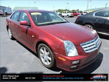 2006 Cadillac STS for sale in Wabash, IN