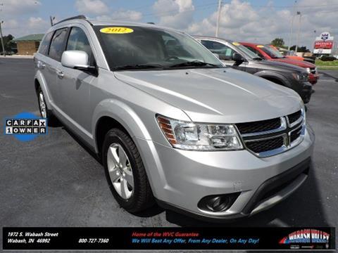 2012 Dodge Journey for sale in Wabash IN
