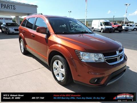2012 Dodge Journey for sale in Wabash, IN