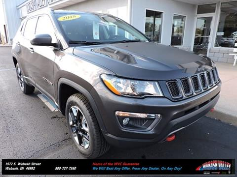 2018 Jeep Compass for sale in Wabash, IN