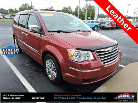 2008 Chrysler Town and Country for sale in Wabash IN
