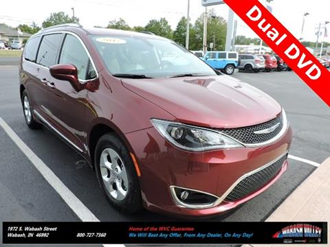 2017 Chrysler Pacifica for sale in Wabash IN