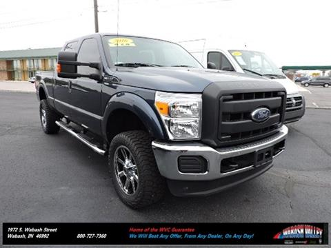 2016 Ford F-250 Super Duty for sale in Wabash, IN