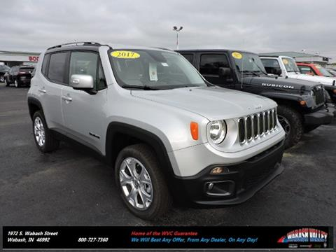 2017 Jeep Renegade for sale in Wabash, IN