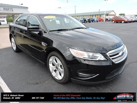 2012 Ford Taurus for sale in Wabash IN