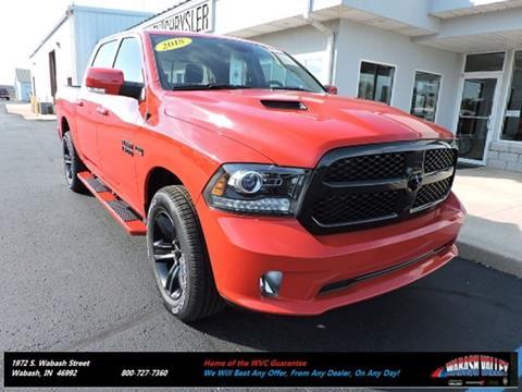 2018 RAM Ram Pickup 1500 for sale in Wabash, IN
