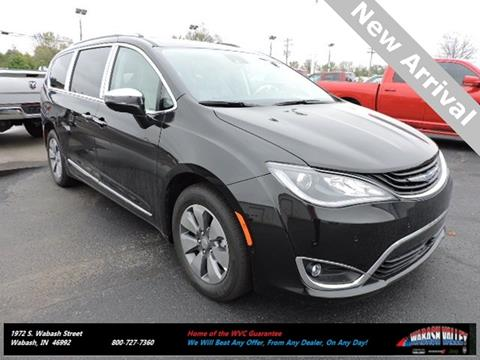 2018 Chrysler Pacifica Hybrid for sale in Wabash, IN