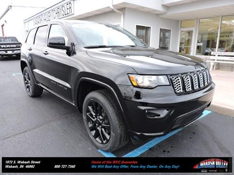 2018 Jeep Grand Cherokee for sale in Wabash, IN