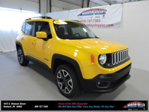 2016 jeep renegade for sale in indiana. Black Bedroom Furniture Sets. Home Design Ideas