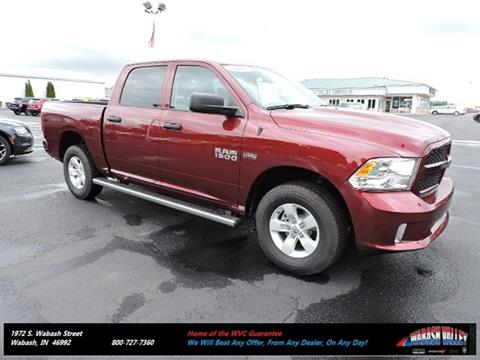 2017 RAM Ram Pickup 1500 for sale in Wabash, IN