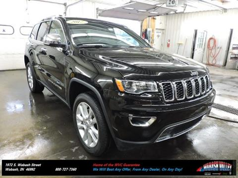 2017 Jeep Grand Cherokee for sale in Wabash, IN
