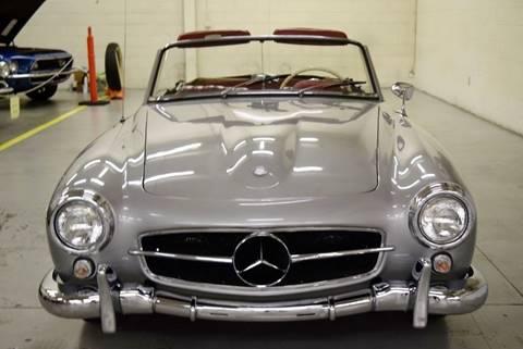 1963 Mercedes-Benz 190-Class for sale in Fredericksburg, VA