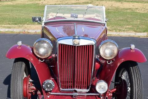 1948 MG TC for sale in Fredericksburg, VA