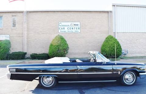 1963 Ford Galaxie 500 for sale in Fredericksburg, VA