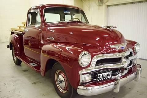 1954 Chevrolet 3100 for sale in Fredericksburg, VA