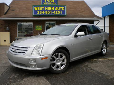 2007 Cadillac STS for sale in New Philadelphia, OH