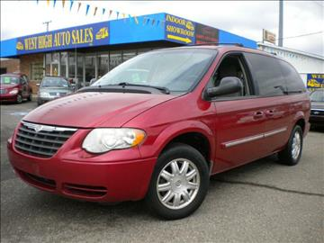 2007 Chrysler Town and Country for sale in New Philadelphia, OH
