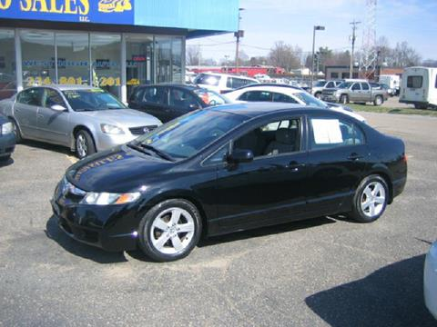 2010 Honda Civic for sale in New Philadelphia, OH
