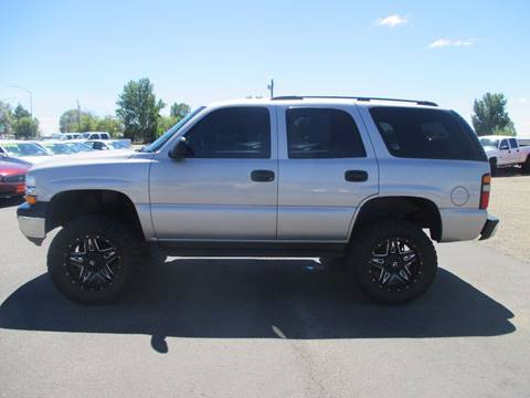2004 Chevrolet Tahoe for sale in Payette, ID