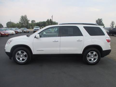 2008 GMC Acadia for sale in Payette, ID