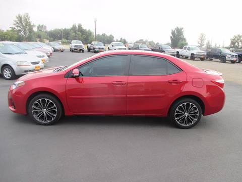 2015 Toyota Corolla for sale in Payette, ID