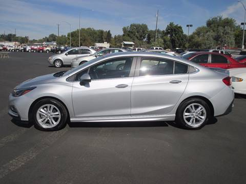 2017 Chevrolet Cruze for sale in Payette, ID