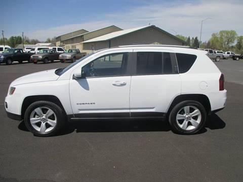 2016 Jeep Compass for sale in Payette, ID