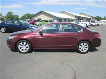 2009 Honda Accord for sale in Payette, ID