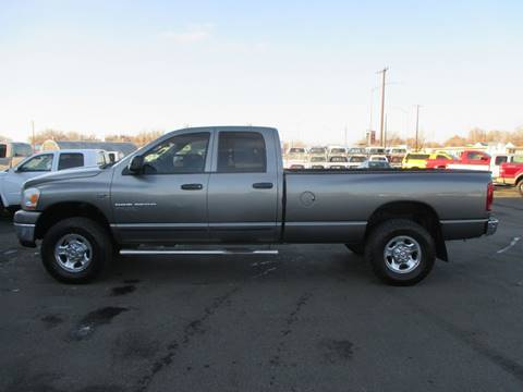 2006 Dodge Ram Pickup 2500 for sale in Payette, ID
