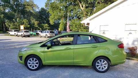 2011 Ford Fiesta for sale in Villa Rica, GA