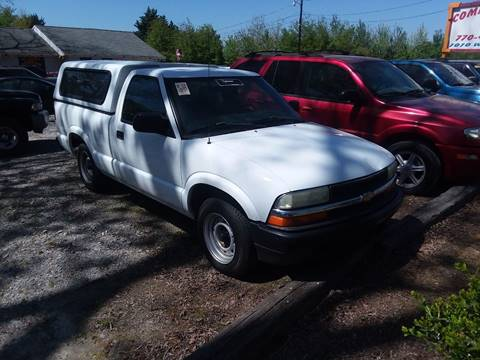 2003 Chevrolet S 10 For Sale In Villa Rica, GA