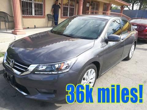 2014 Honda Accord for sale in El Paso, TX