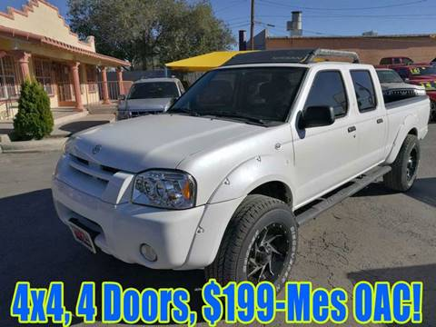 2004 nissan frontier for sale in texas - carsforsale®