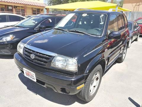 2004 Suzuki Grand Vitara for sale in El Paso, TX