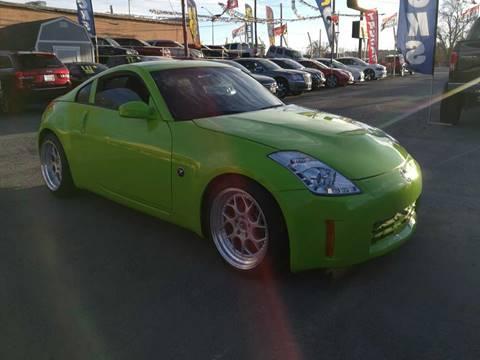 Nissan El Paso >> 2008 Nissan 350z For Sale In El Paso Tx