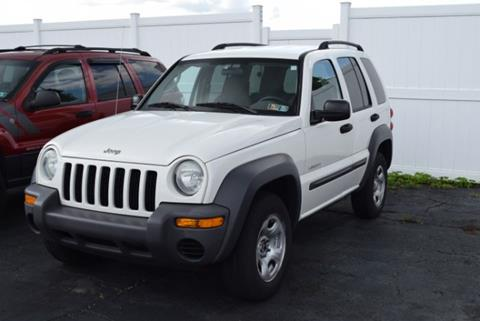 2004 Jeep Liberty for sale in New Kensington, PA