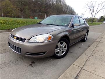 2006 Chevrolet Impala for sale in New Kensington, PA