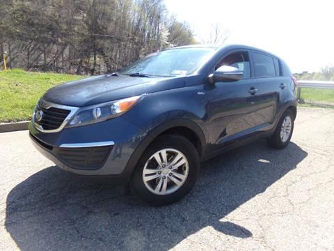 2011 Kia Sportage for sale in New Kensington, PA