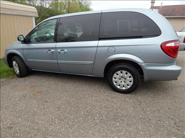 2006 Chrysler Town and Country for sale in Coshocton, OH