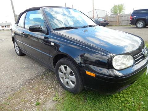 2001 Volkswagen Cabrio for sale in Coshocton, OH