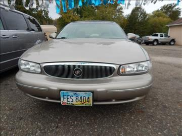 2001 Buick Century for sale in Coshocton, OH