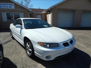 1999 Pontiac Grand Prix for sale in Coshocton, OH