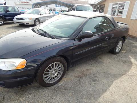 2004 Chrysler Sebring for sale in Coshocton, OH