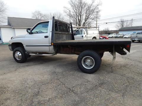 2002 Dodge Ram Pickup 3500 for sale in Coshocton, OH