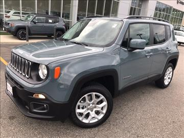 2017 Jeep Renegade for sale in Natick, MA