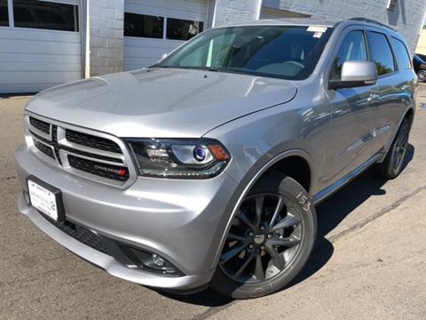 2018 Dodge Durango for sale in Natick, MA