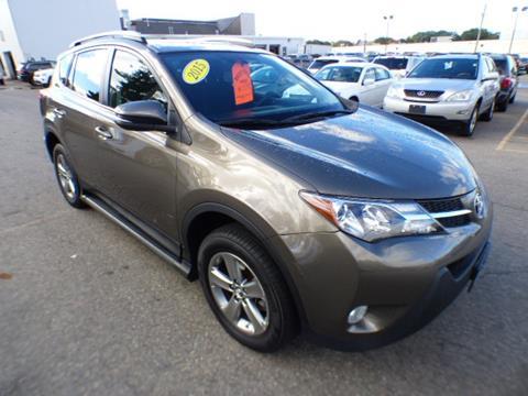 2015 Toyota RAV4 for sale in Natick, MA