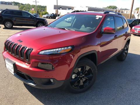 2017 Jeep Cherokee for sale in Natick, MA